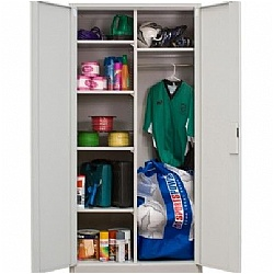 Janitors Cleaners Cupboards