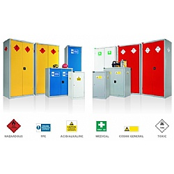 Specialist Safety Cabinets