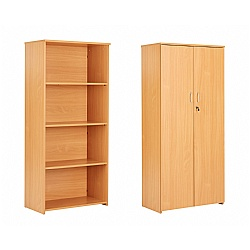 18mm Eco Storage Cupboards & Cabinets