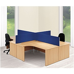 Office Desk Screen Partitions