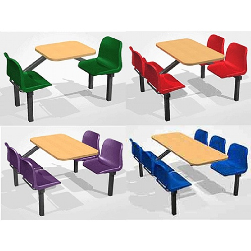 Canteen Seating Units - Canteen Seating