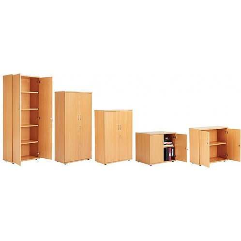 Wooden Filing Cupboards and Cabinets - Office Furniture