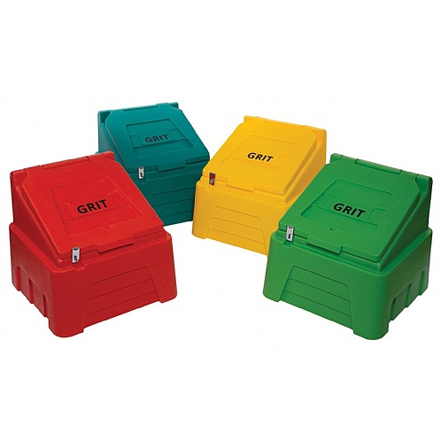 Grit & Salt Bins 200 & 400 Litres with or without Salt - Site Safety & Security