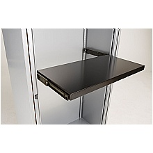 Roll-out Shelf, Black