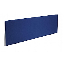 Blue Straight Top desk noise reduction screens