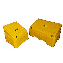 200 & 400 Litres Grit Bins with or without Salt